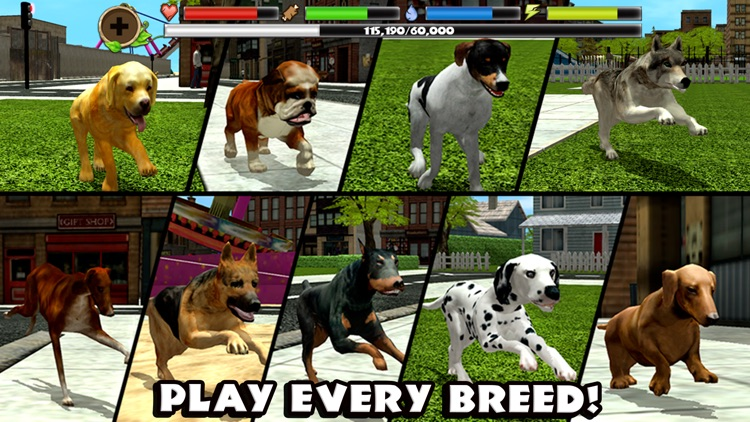 Stray Dog Simulator screenshot-2