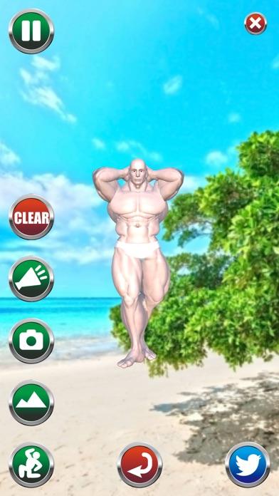 マッチョ GoGoGo screenshot1