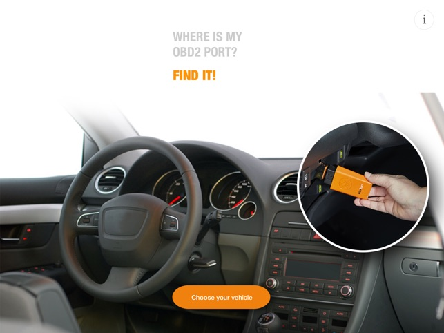 Where Is My Obd2 Port Find It On The App Storerhitunesapple: Location Of Obd Port On 2003 Honda Accord At Gmaili.net