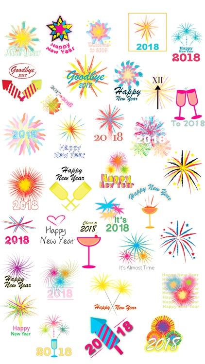 Happy New Year - 2018