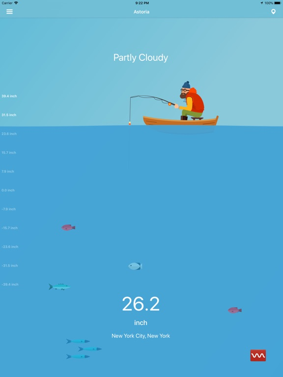 Tides for Fishermen screenshot 10