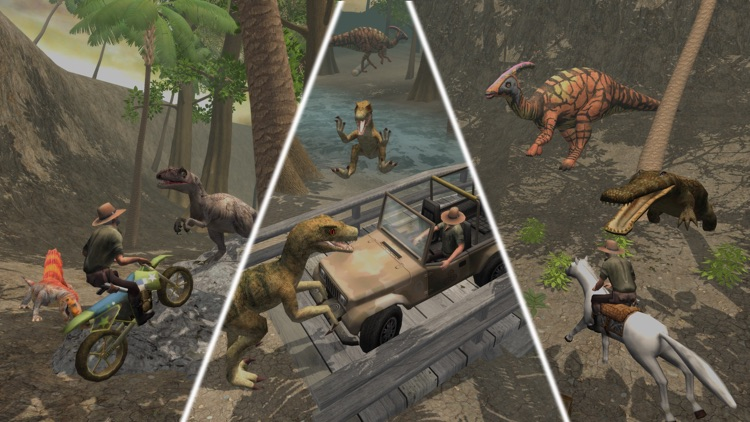 Dinosaur Safari: I-Pro screenshot-2