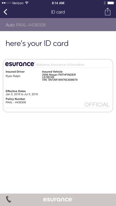 Esurance Mobile for Windows