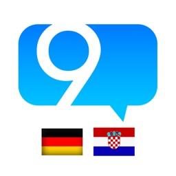 9Min Kroatisch Lern-Wörterbuch