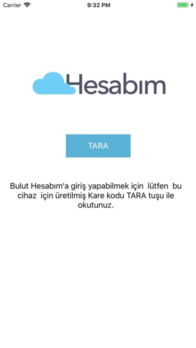 Bulut Hesabım El Terminali screenshot one