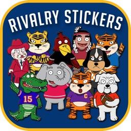 Rivalry Stickers: Football