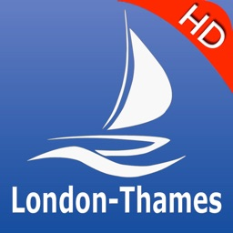 London Thames GPS Chart Pro