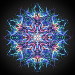 Ícone do app Inspirit - the art of mandala