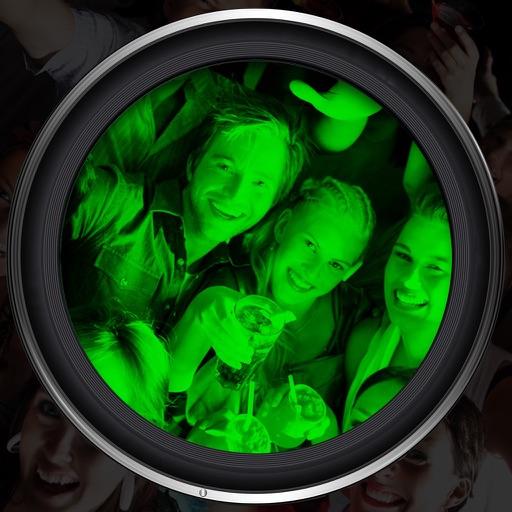 Камера с ночным видением