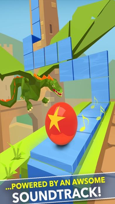 Dancing Ball World: Music Game screenshot 1