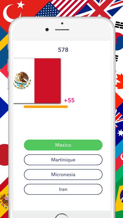 Flag Quiz - Nationalのおすすめ画像2