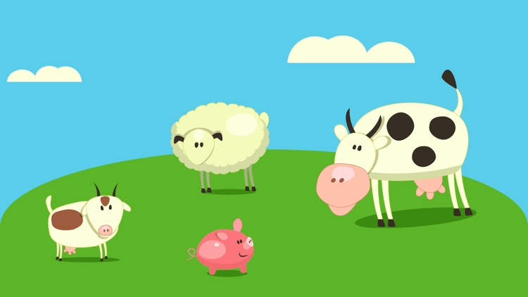 Farm Animals Sounds For Toddlers Kids And Babies By Caleb Sheridan