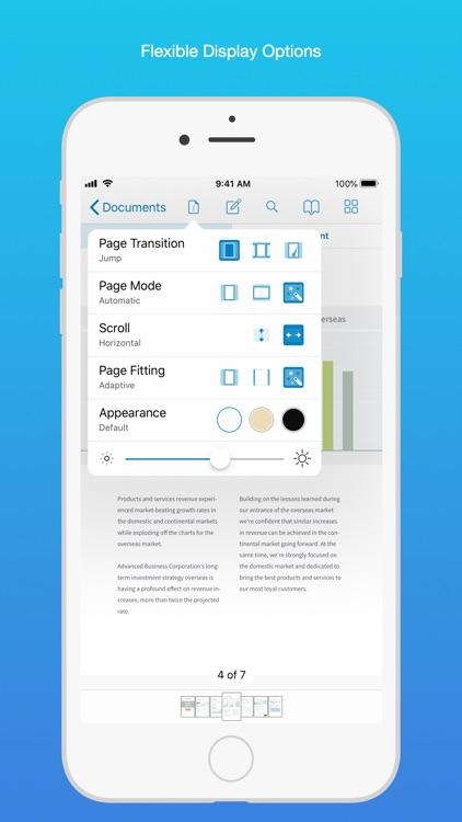 PDF Viewer Pro by PSPDFKit screenshot-7