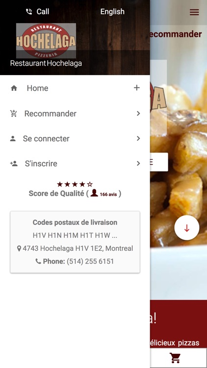 Restaurant Hochelaga screenshot-2
