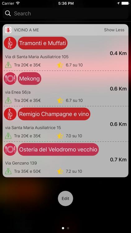 I migliori ristoranti di Roma screenshot-4