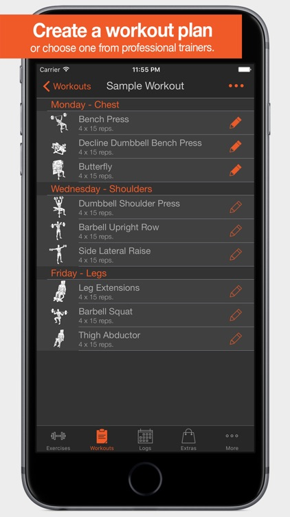 Fitness Point screenshot-1