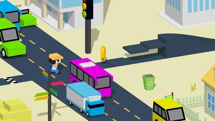 Rush Run - Crowd city escaping screenshot-0