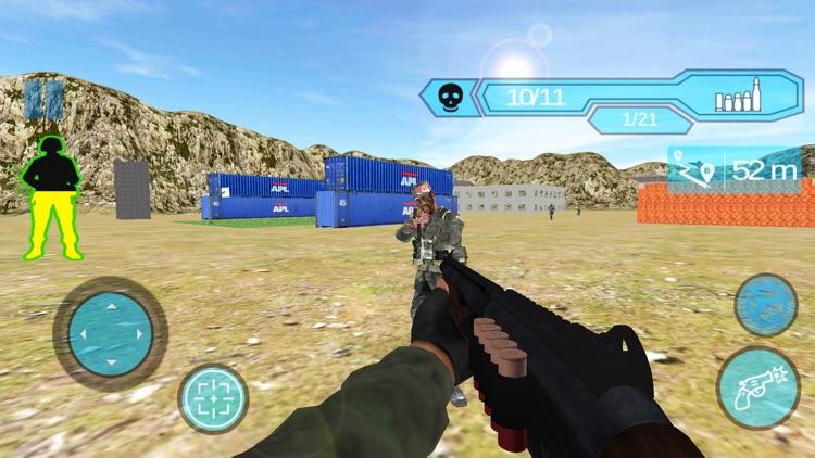 IGI Commando Counter Attack 3D: Survival Story screenshot-3