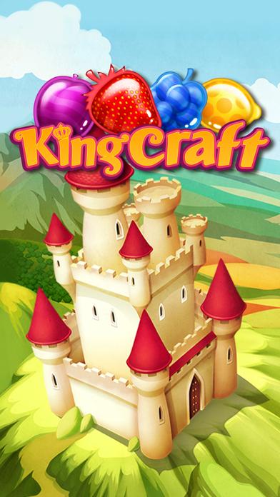 KingCraft - Süßigkeiten SpieleScreenshot von 6