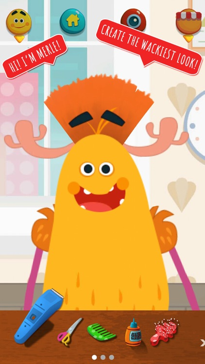 KinToons - Kids Hair Salon screenshot-5