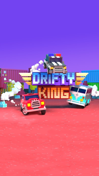 Drifty King - Crazy Drifting! screenshot 5