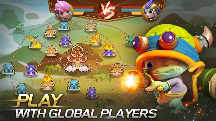 Clash of Dragon: Pocket Battle screenshot-3
