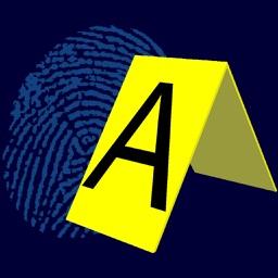 Crime Scene Evidence Marker