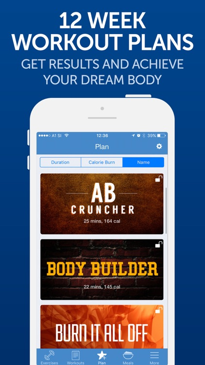 Fitness Buddy: Gym Workout & Home Exercise Trainer screenshot-3