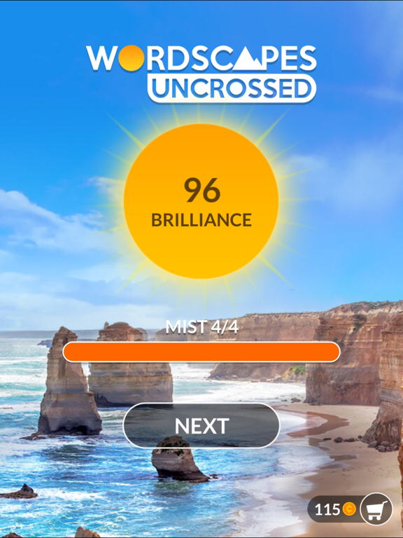 Wordscapes Uncrossed screenshot 10