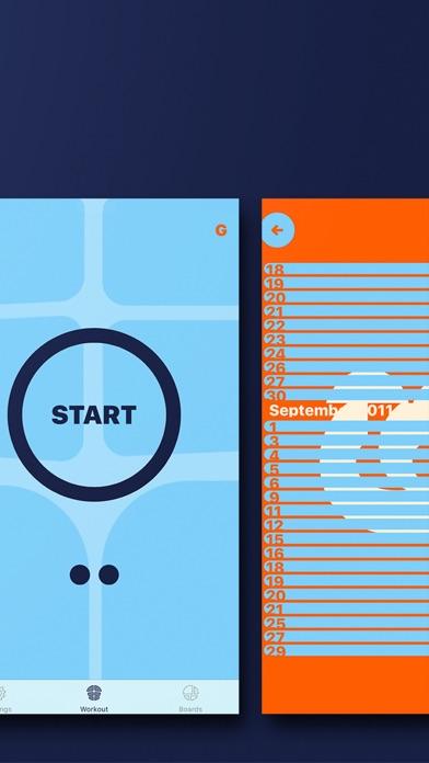 365日 腹筋アプリ|続く筋トレ ScreenShot1