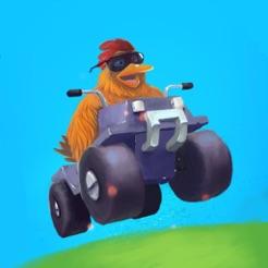 Mr. Drive Runner
