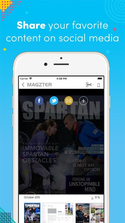 SPARTAN Magazine screenshot-3