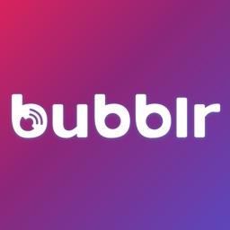 Bubblr best for breaking news