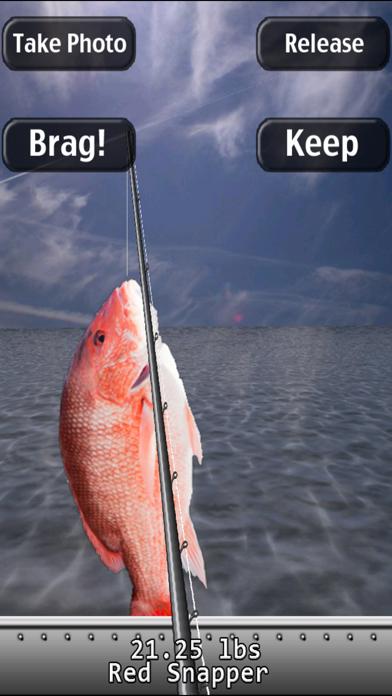 i Fishing Saltwater Edition Screenshots