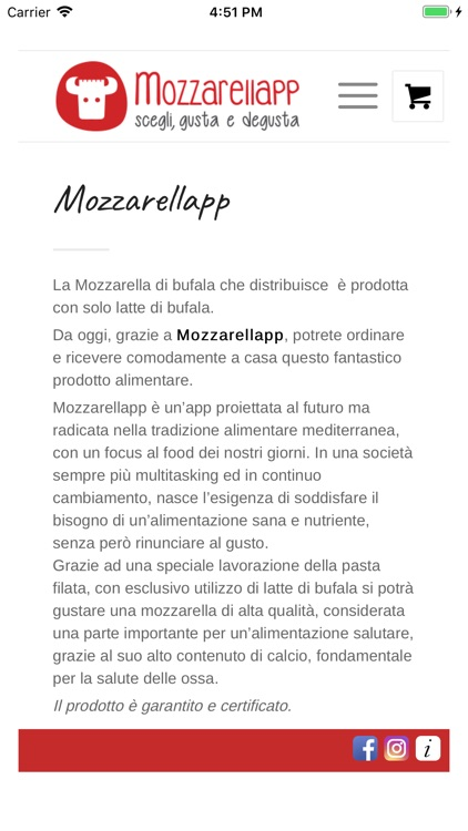 Mozzarellapp screenshot-8