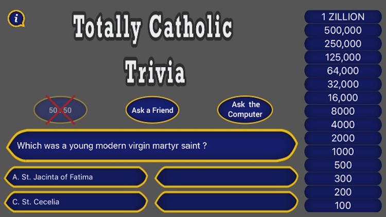 Totally Catholic Trivia 2.0