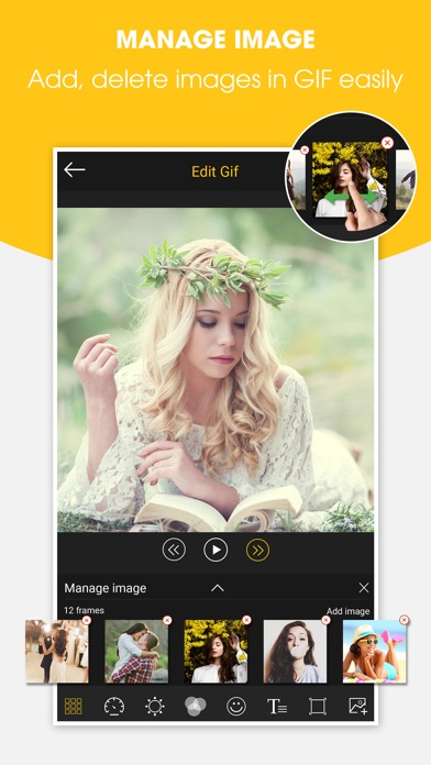 GIF Maker:Photo & Video to GIF Screenshot