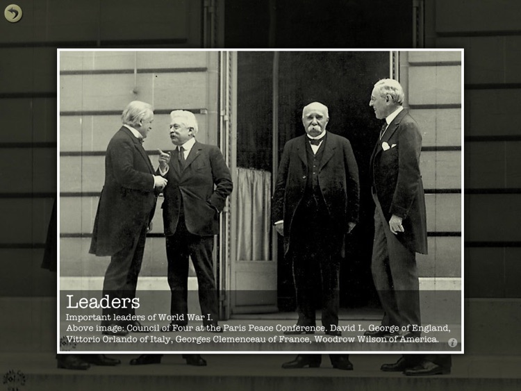 World War 1 History: WW1 Lite screenshot-3