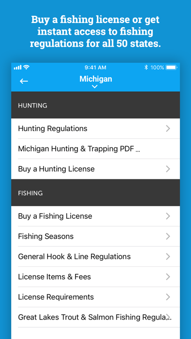 FishWise: A Better Fishing App Screenshot