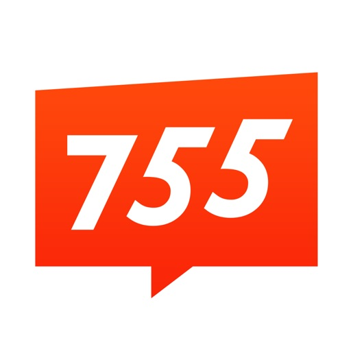 755(ナナゴーゴー)-気軽につぶやき、気軽につながる-