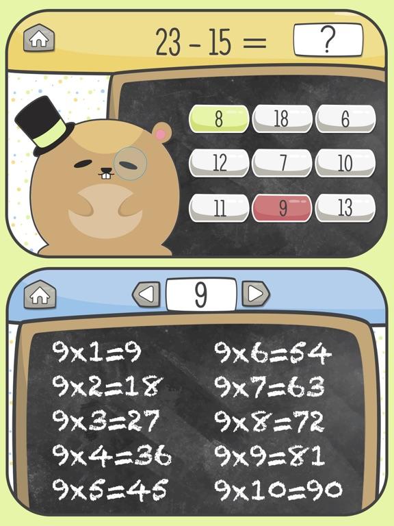 Подробнее Математика - Игры Скриншоты8