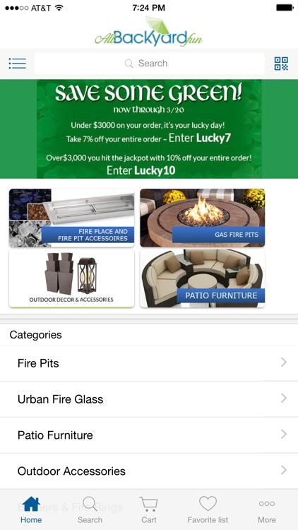 All Backyard Fun & Fire & Hearth Designer Showroom
