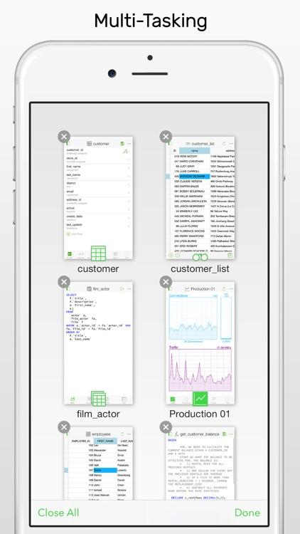 Navicat for MySQL screenshot-3