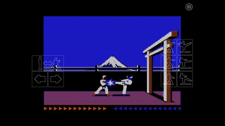 Karateka Classic screenshot-4