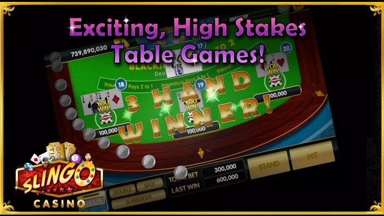 Slingo Casino screenshot-4