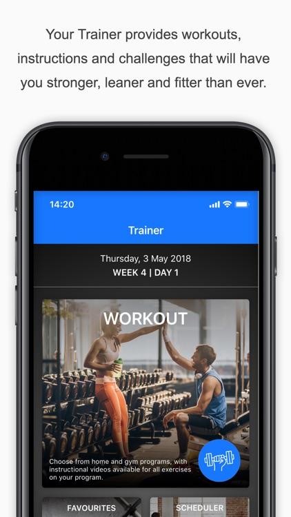 JM Fitness screenshot-3