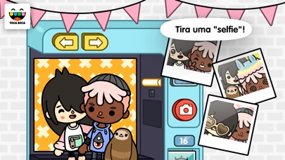 Screenshot for Toca Life: Neighborhood in Portugal App Store