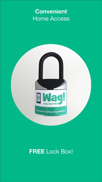 Wag! - Instant Dog Walkers Скриншоты7