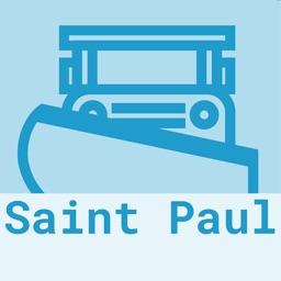 Saint Paul Winter Snow Parking