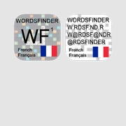 FR Words Finder Français/French Bundle